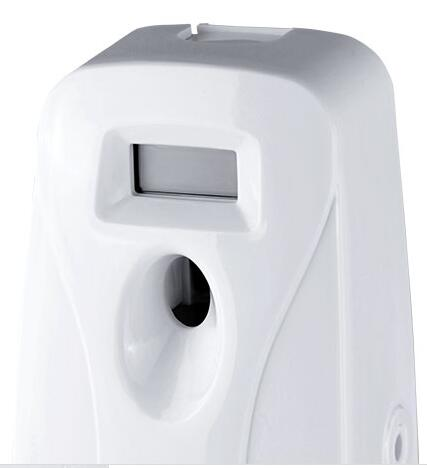 Toilet Lockable Digital Aerosol Dispenser Wall Mounted 92x81x235mm With LCD Screen