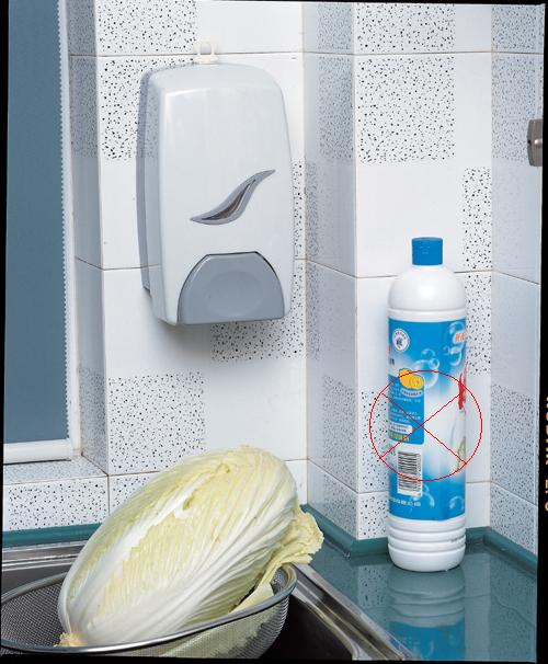 Skin Care Hand Creamwall Mounted Hand Sanitiser Dispenser 1000ml For Hotel