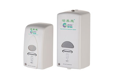 China Hospital Hands Free Electric Soap Dispenser Touchless Auto Motion Activation supplier