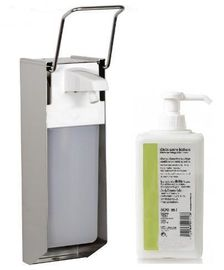 Medical Hand Washing Elbow Operated Soap Dispenser 500ml / 1000ml ISO9001