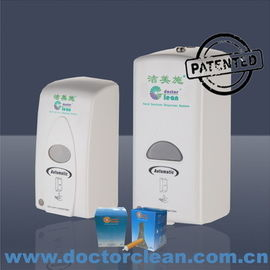 1000ml Plastic Healthcare Medical and Surgical Hygiene Disinfection Alcohol Sanitizer Dispenser